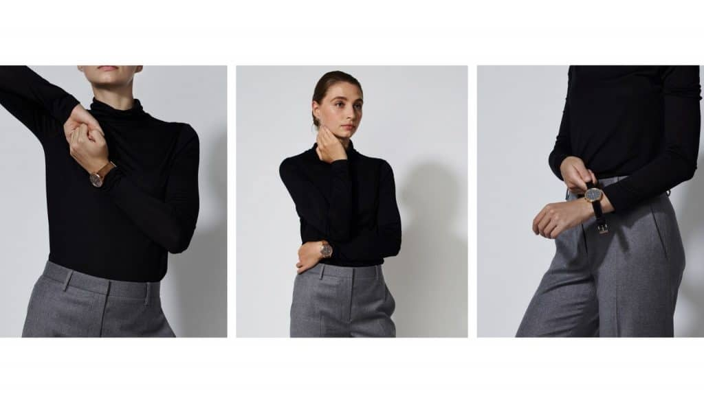 Uniform Wares x Netaporter