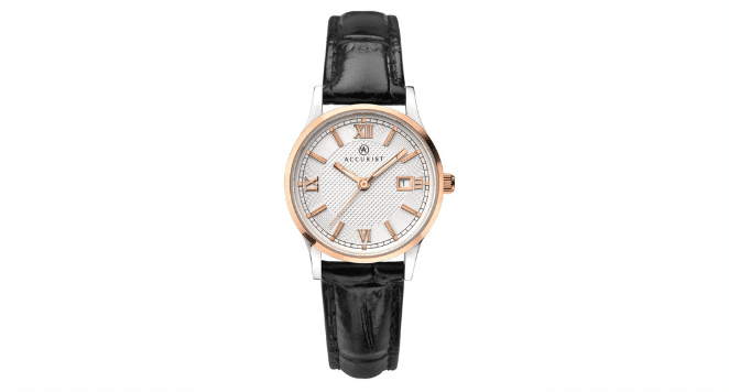 Ladies Leather Watch Strap