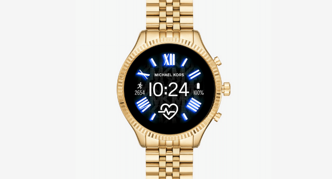 gold watch ladies