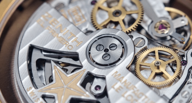 Manual Watch Movements