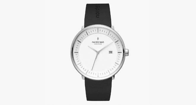 nordgreen rubber watch strap