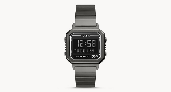 Fossil Mens Dress Watches