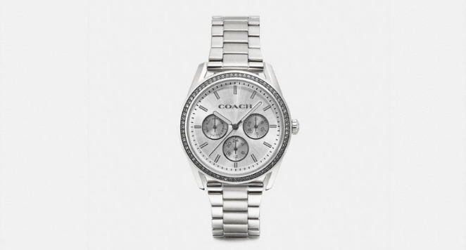 coach sport watches for women