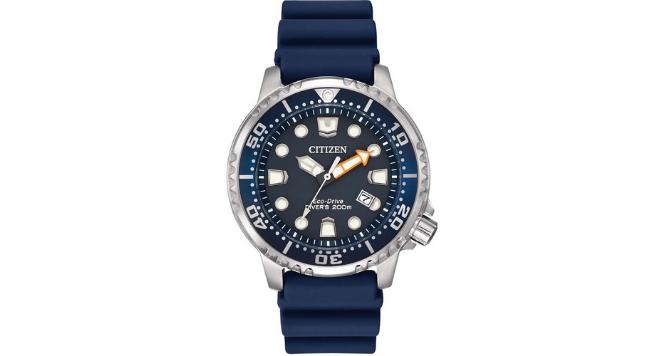 citizen solar-powered watches