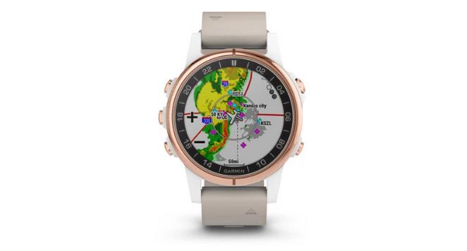 Garmin, D2 Delta S Pilot Watch