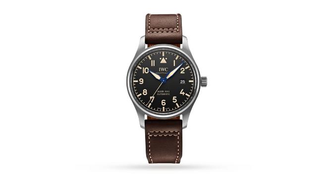 IWC Shaffhausen, Pilot's Heritage 40mm Men's Watch IW327006