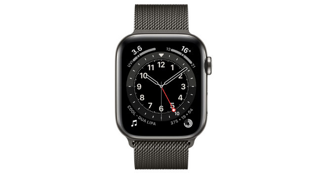 apple black watches for women