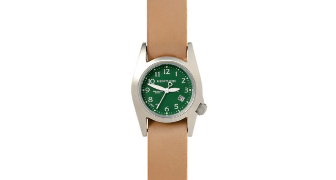 Bertucci field watches
