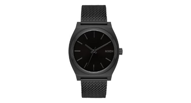 Nixon, Timeteller Milanese Watch