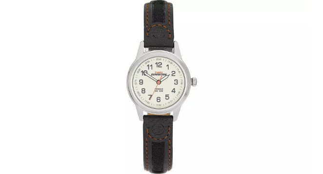 timex field watches