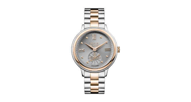 vivienne westwood silver watches for women
