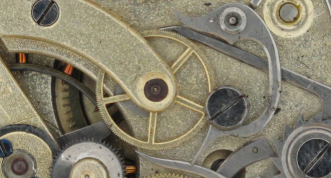 60s watches movements