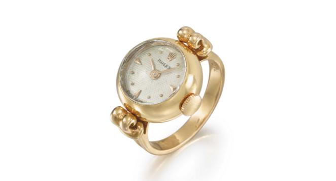 rolex ring watch