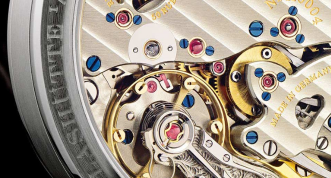 movement in watches