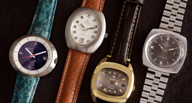 1960s watches