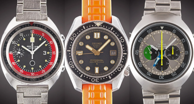 70s watches