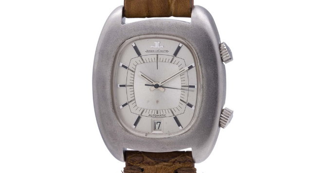 Jaeger-LeCoultre, SS Automatic Memovox Alarm 1970s watches