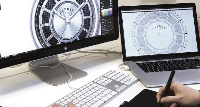 watch designing