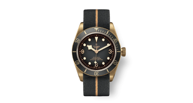 Tudor, Black Bay Bronze M79250BA-0002
