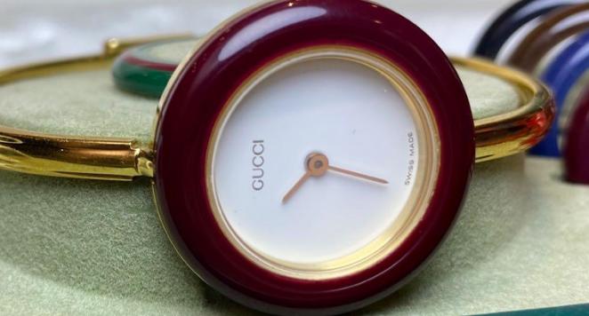 Gucci, Women's 11/12.2 Quartz Watch