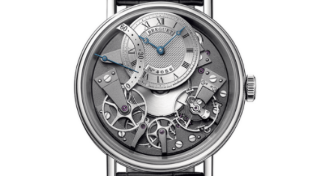 Breguet, Tradition Automatic Grey Dial Men's Watch