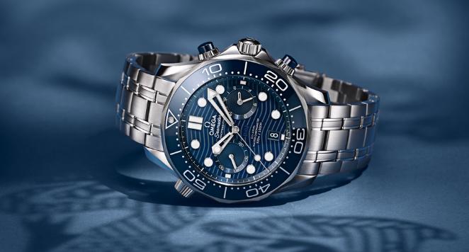 Omega, Seamaster Diver 300m