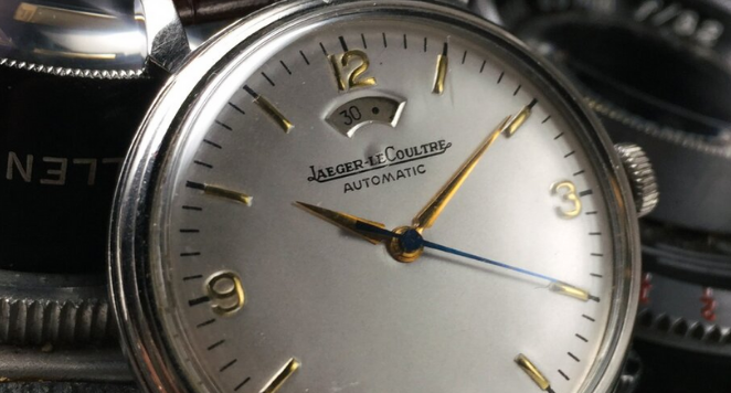 Jaeger-LeCoultre automatic watch