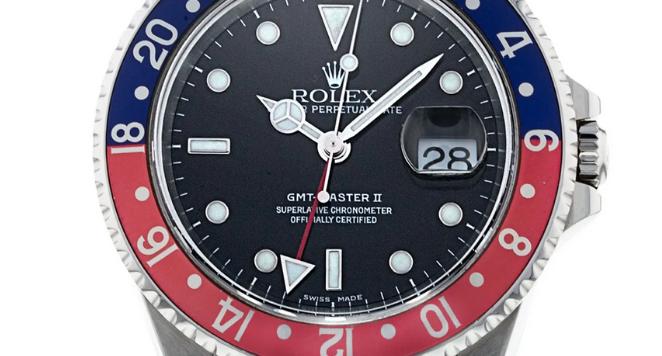 Rolex GMT Master watch