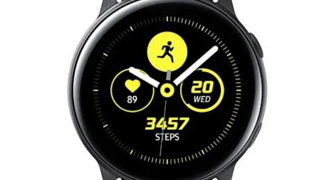 |Samsung Galaxy Watch Active