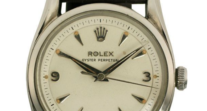 1950s Rolex oyster perpetual