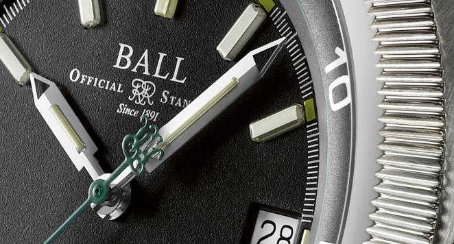 close up of a watch made by watch engineer