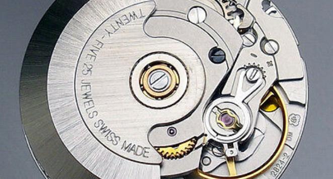 ETA watch mechanism