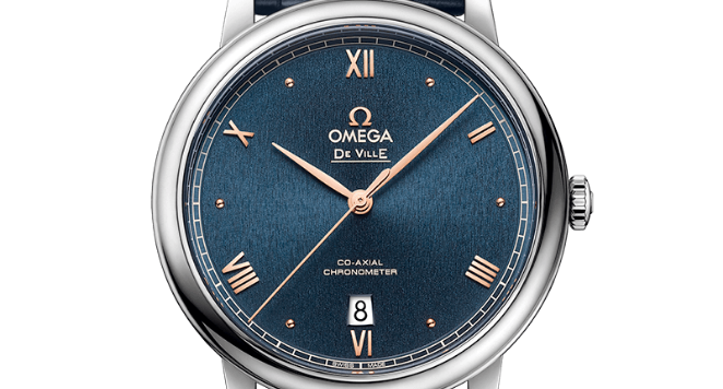 Omega, De Ville Prestige
