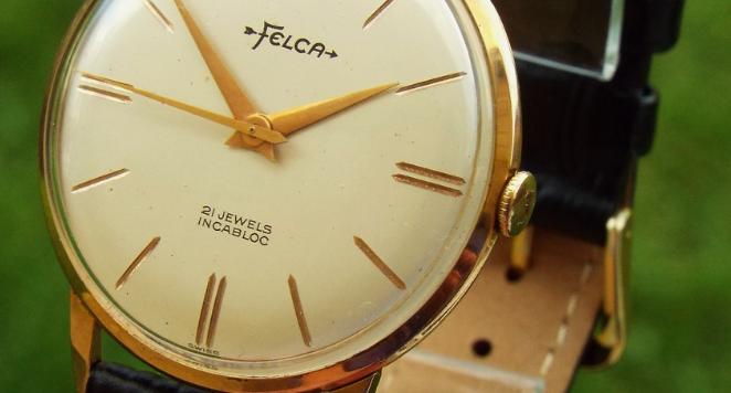 1950s Felca watch for men