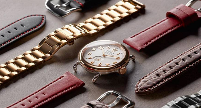 different types of watch band