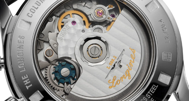 longines watch mechanism