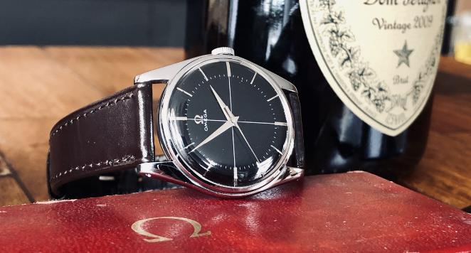 Crosshair watch